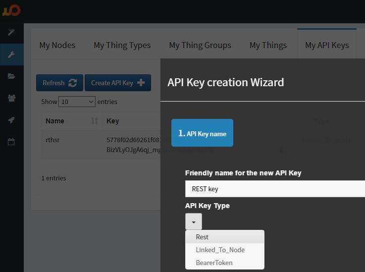 Alt Authentication via API keys